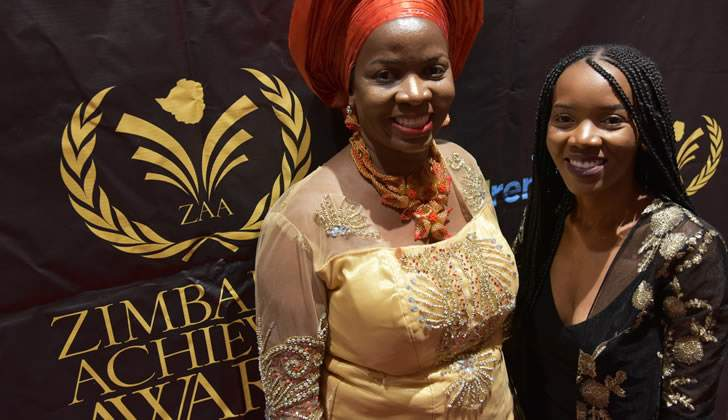USA delivers another success ZimAchievers Event