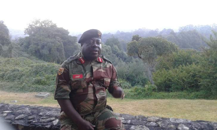 'Zimbabwe owes peace to the military'