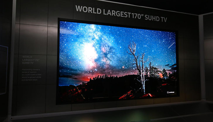 Samsung Electronics Showcases Innovations That Transform