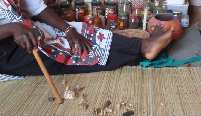 Woman 'loses' $45k property and cash worth to sangoma