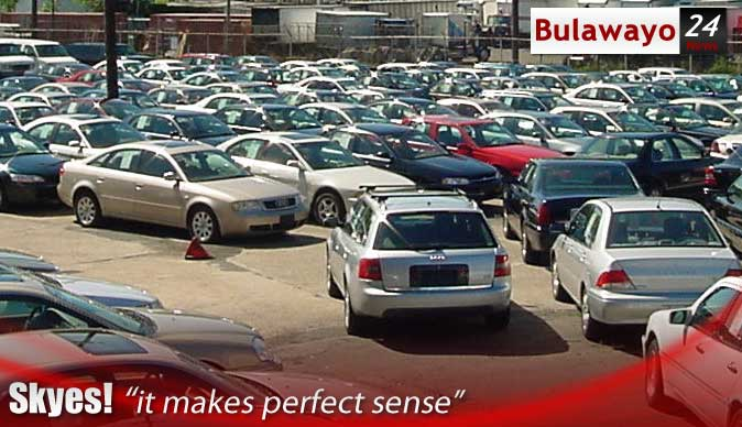 Zimra collects $7,5m car import duty in 12 days