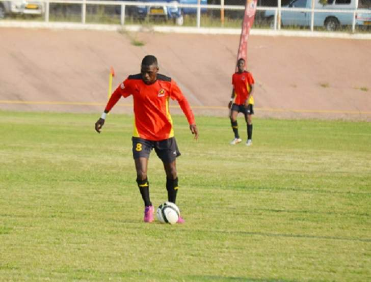Bosso striker joins Caps United