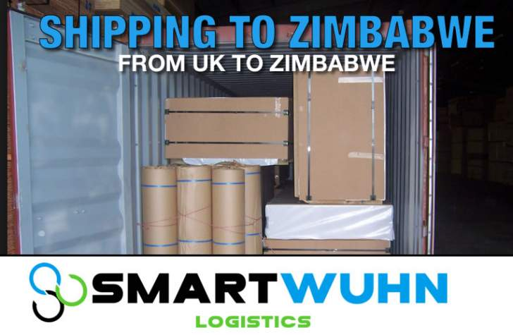 Shipping goods to Zimbabwe from UK - October shipment collections start this weekend
