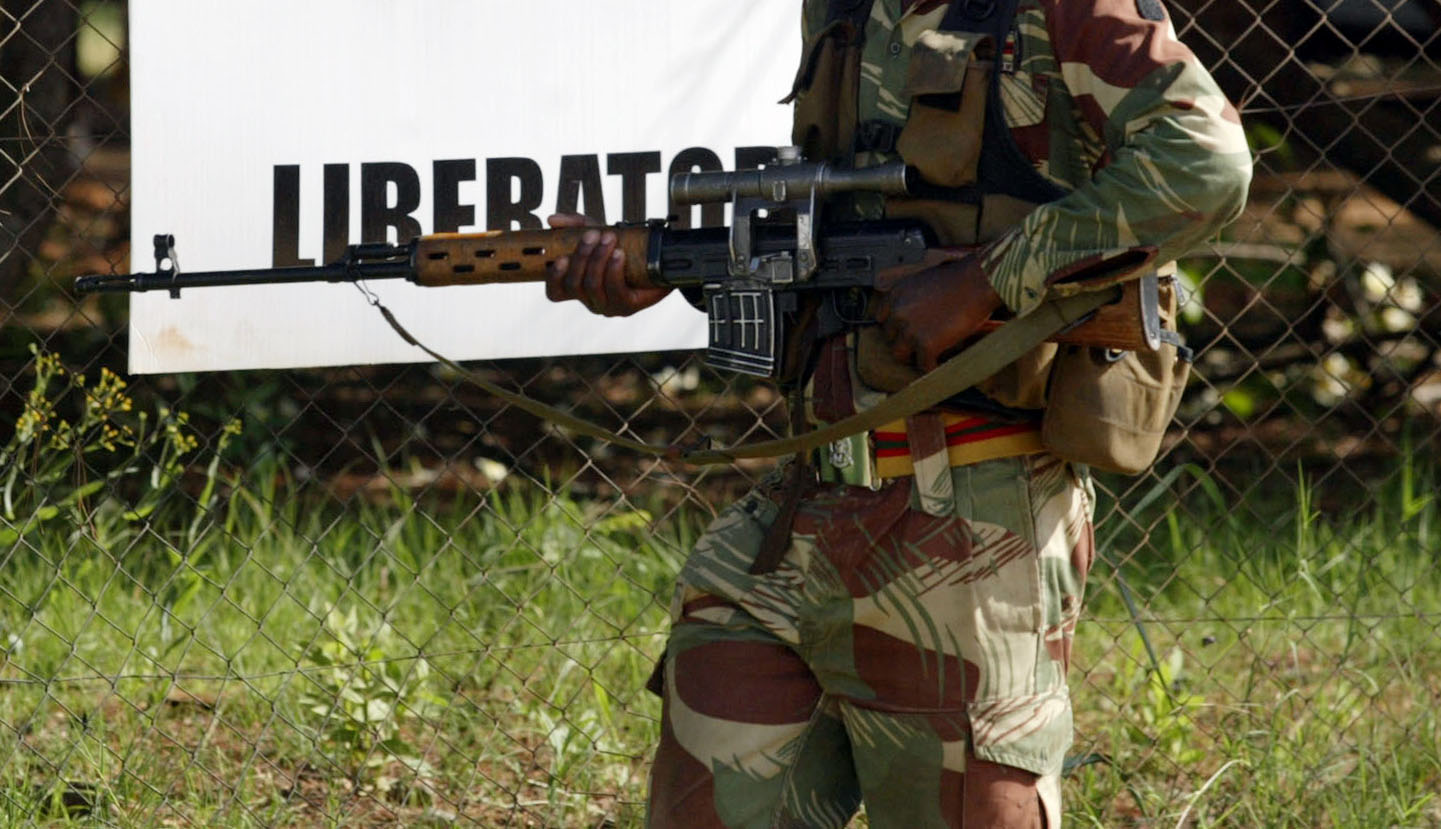 Zimbabwe National Army on massive recruitment