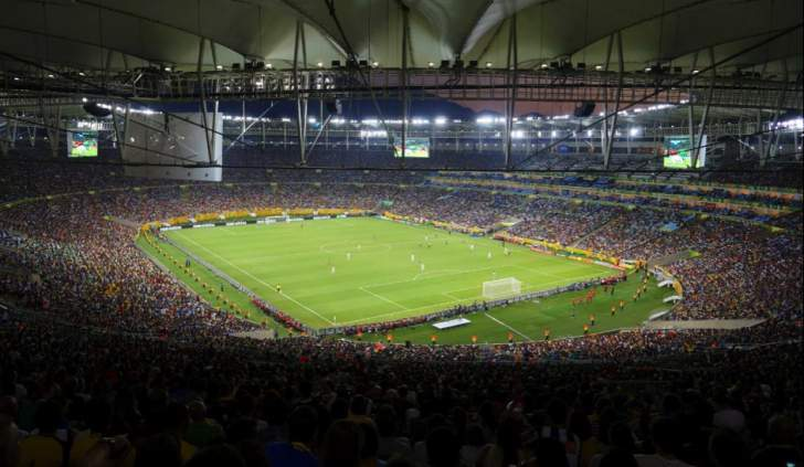 Five soccer stadiums you simply have to experience