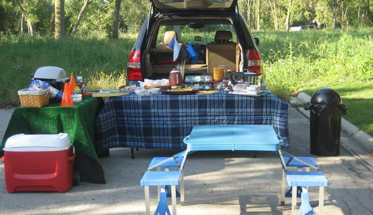 How to maximize and change your tailgating experience