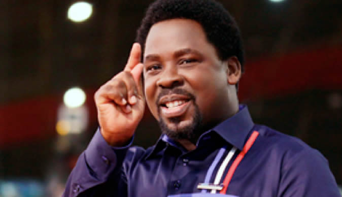 TB Joshua warns of his impostors on Facebook - Bulawayo24 News