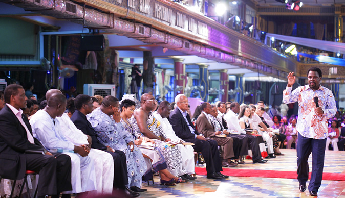 'Nigerian Protests' - Yet another TB Joshua's Prophecy Reaches Fulfillment