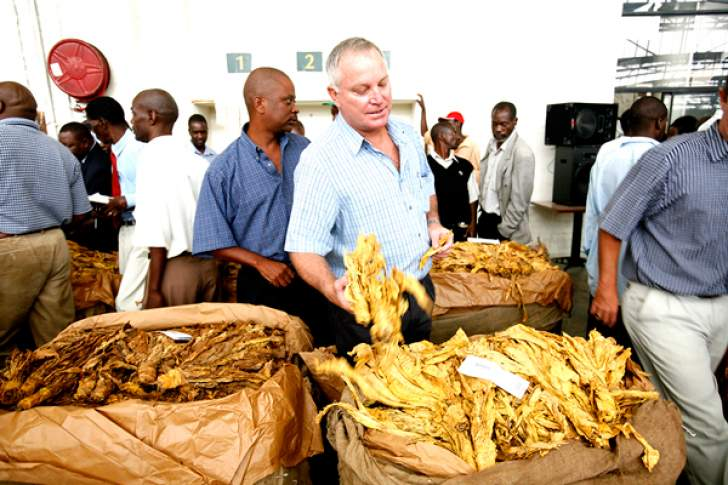 $300 daily withdrawal limit for tobacco farmers