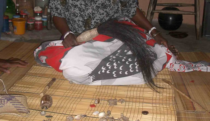 Traditional healer rapes 15-year-old