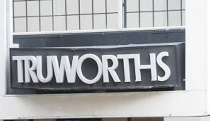 Truworths swings back to profitability
