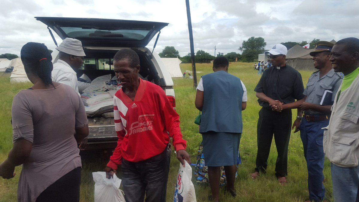 Tsholotsho Men Returned To Their Villages To Be Airlifted Again Harare24 News