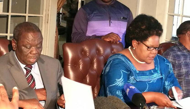 Mujuru Tsvangirai coalition a problematic exercise in futile gains