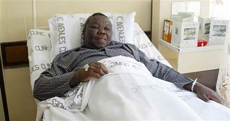 Who poisoned Tsvangirai?