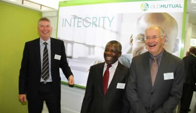 Old Mutual selects Zimbabwean for top job