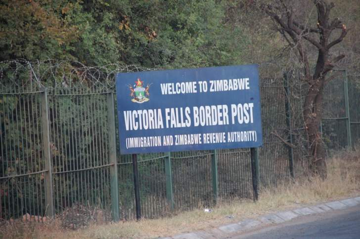 Victoria Falls applies for city status