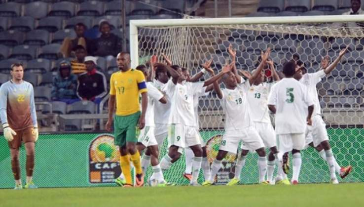 Warriors, Bafana Bafana clash in international friendly