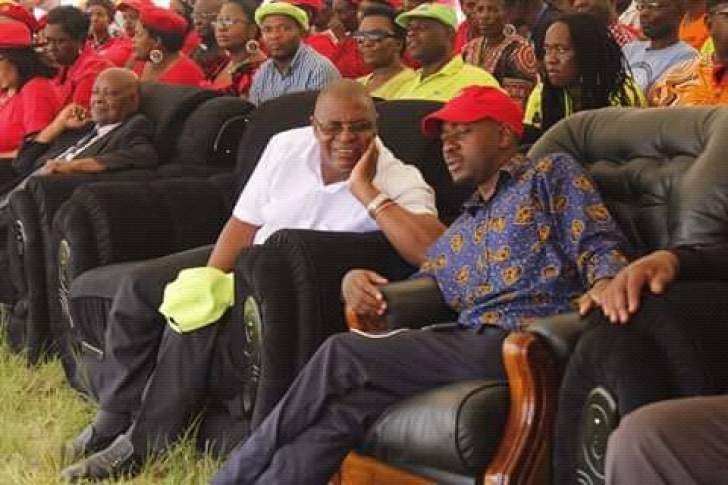 Welshman Ncube fumes at Chamisa