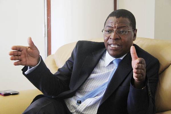 Twitter defends Welshman Ncube