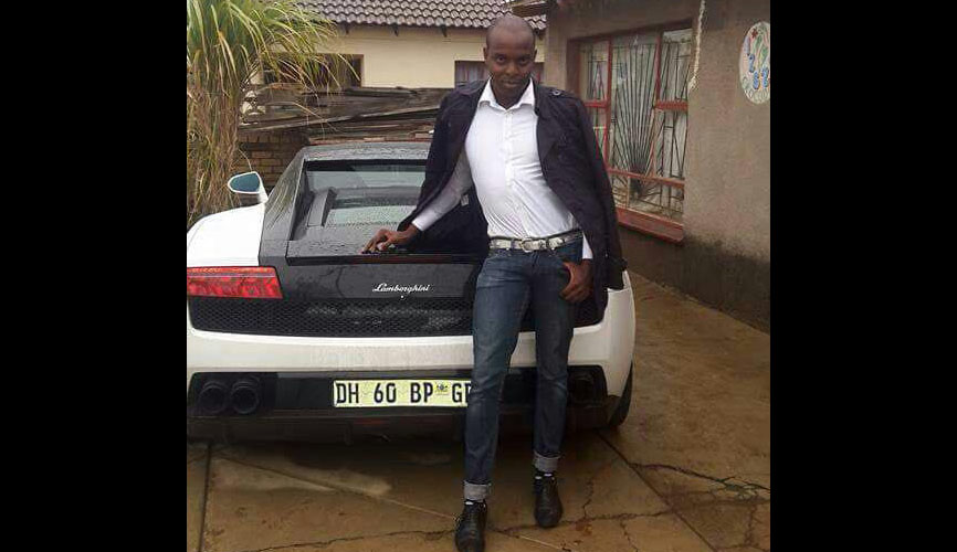 The Truth About This White Lamborghini The Or Tambo Heist