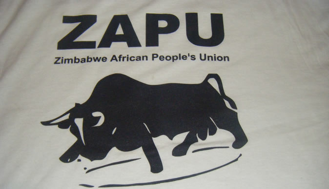 Image result for ZANU and ZAPU