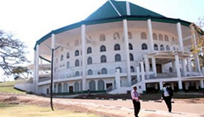 The Zcc Building In Bikita Now A Tourist Attraction