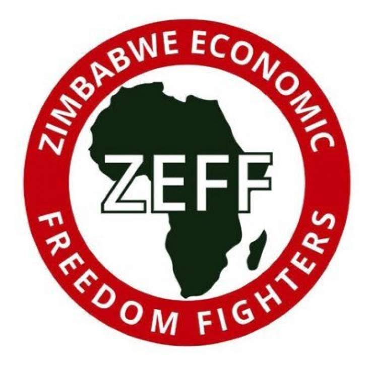 EFF calls for Zimbabweans to resisist war vets move