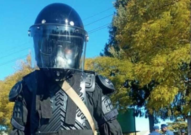ZRP starts equipping police to deal with rioters