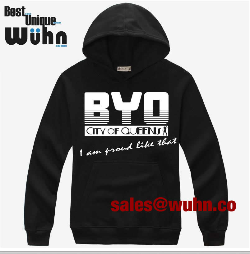 BYO (Bulawayo) City Of Kings Hoody