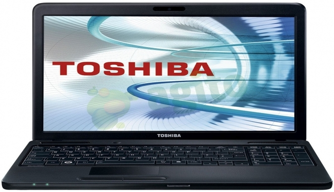 Toshiba Laptop - REDUCED
