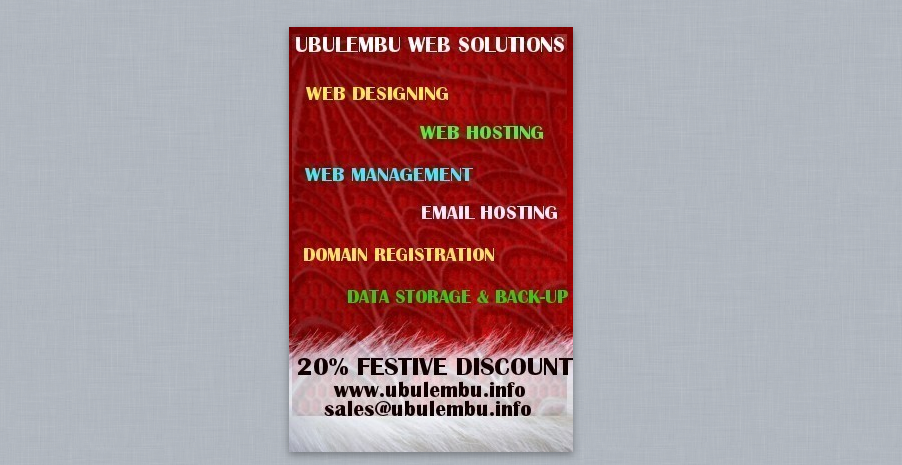 UBULEMBU WEB SOLUTIONS